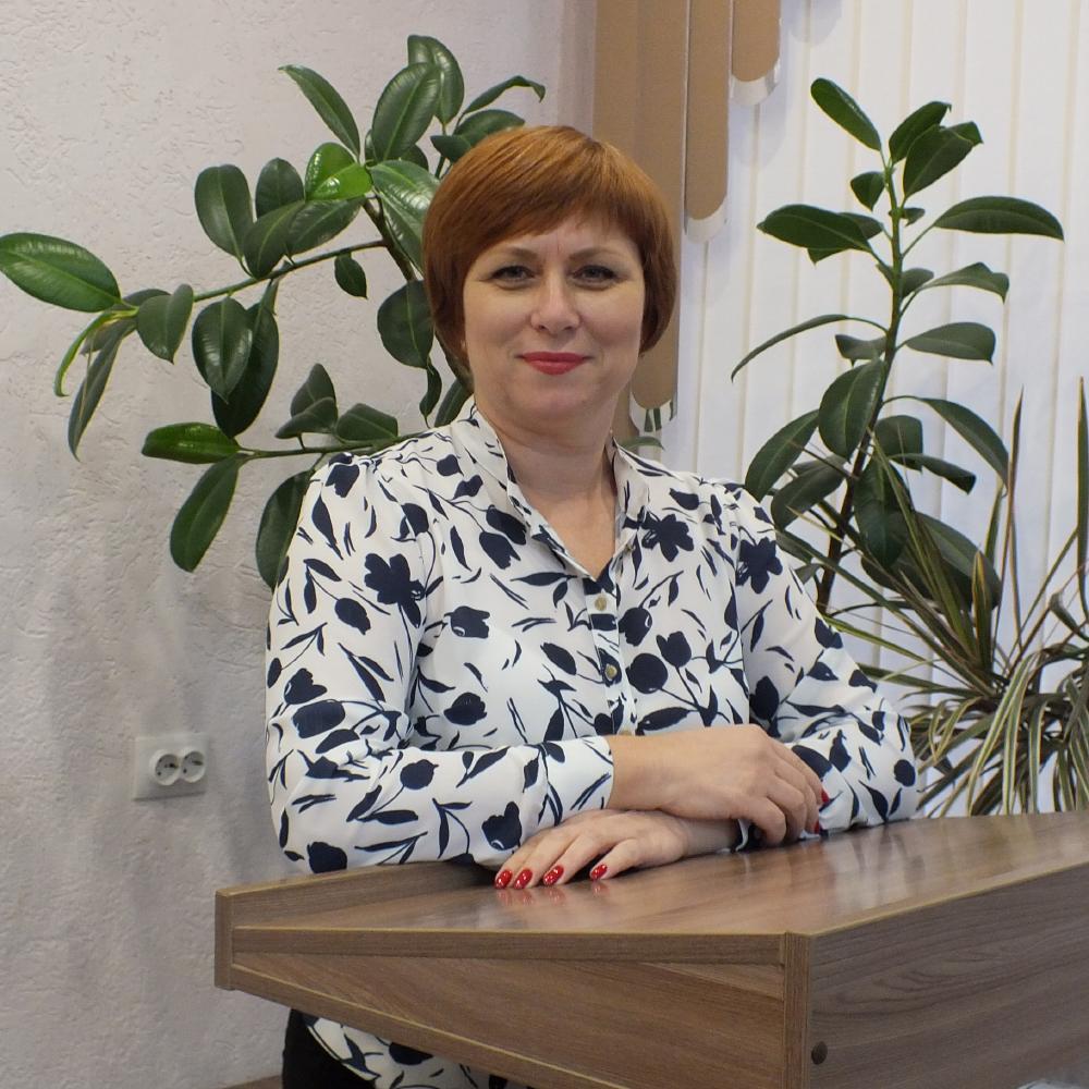 Котенко Марина Юрьевна